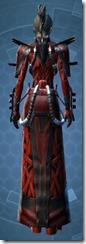 Veteran Inquisitor - Female Back