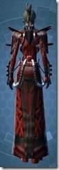 Veteran Inquisitor - Female Back