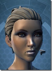 Veteran Inquisitor Female Headgear