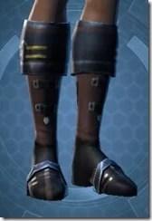 Veteran's Agent Female Boots