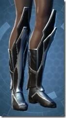 Veteran's Warrior Female Boots