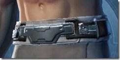 Veteran's Warrior Male Belt