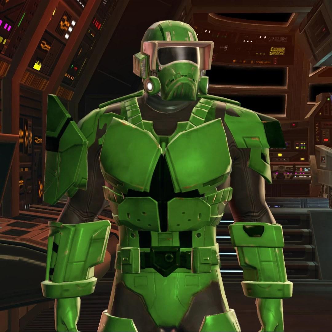 Spartan-ll – Jedi Covenant