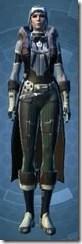Ciridium Onslaught - Female Front