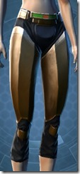 Conquered Exarch's Subterfuge Fermale Leggings