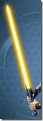 Crystalline Pummeler's Offhand Saber MK-3 Full