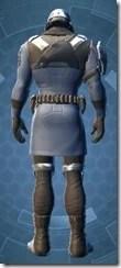 Defiant Asylum MK-16 - Male Back