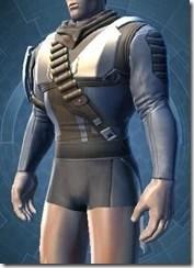 Defiant Asylum MK-16 Male Body Armor