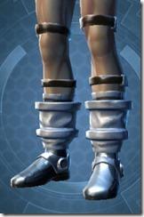 Defiant Asylum MK-26 Boots