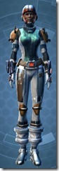 Defiant Asylum MK-26 - Female Front