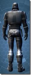 Defiant Asylum MK-26 - Male Back