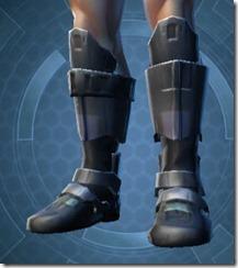 Defiant Asylum MK-26 Male Boots