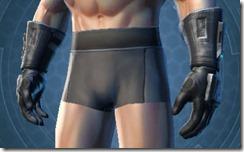 Defiant Asylum MK-26 Male Gauntlets