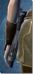 Defiant MK-16 Exarch MK-26 Lightsaber Stowed