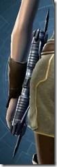 Fractured Duelist's Saberstaff MK-3 Stowed