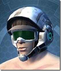 Mullinine Asylum Helmet