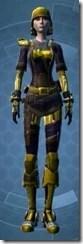 Outlander Explorer Dyed Front