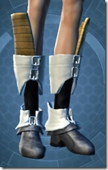 Overwatch Officer Boots