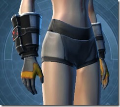Overwatch Sentry Gauntlets