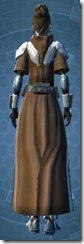 Resolute Guardian - Female Back