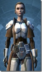 Resolute Guardian - Female Close