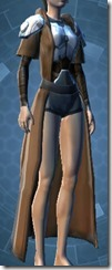 Resolute Guardian Robes