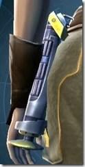 Thermal Bulwark's Lightsaber MK-3 Stowed