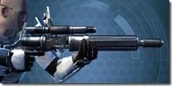 Veteran Blaster Rifle Right