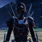 Darth Benthamic - The Ebon Hawk