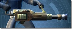 Aftermarket Boltblaster's Assault Cannon MK-3 Right
