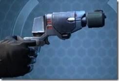 Aftermarket Targeter's Blaster Pistol MK-3 Right