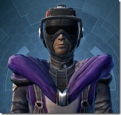 Alliance Reconnaissance Hides Hood