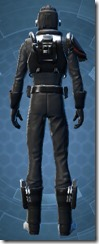 Alliance Reconnaissance - Male Back