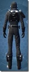 Alliance Reconnaissance - Male Back