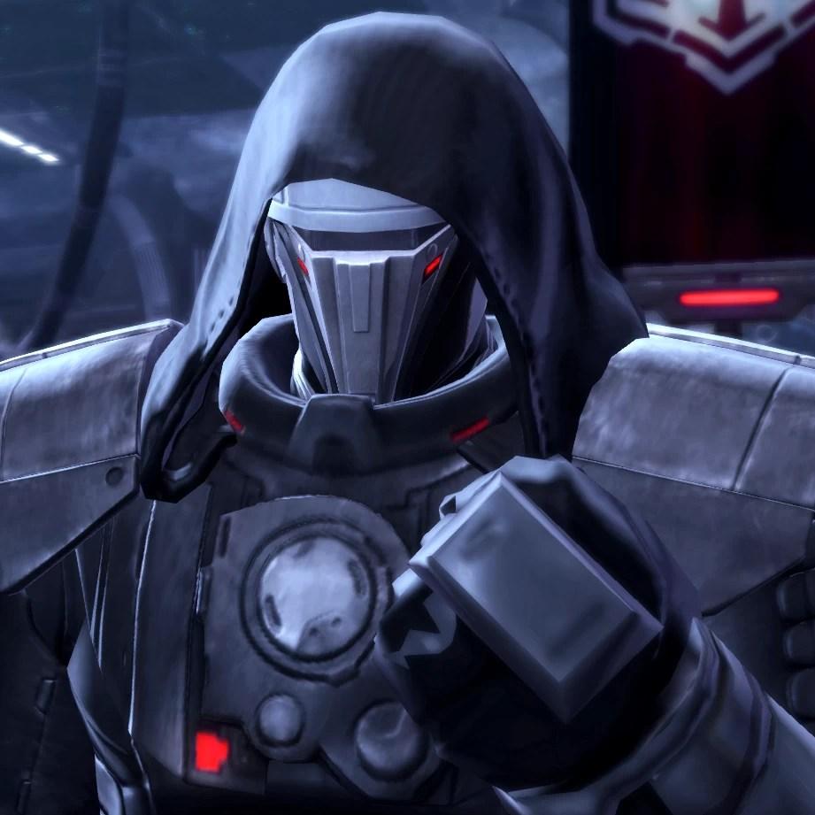 Darth Nekhron – The Ebon Hawk