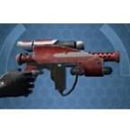 Crystalline Targeter's Blaster Pistol MK-3*
