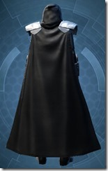 Darth Malgus - Male Back