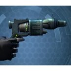 Decorated Targeter's Offhand Blaster MK-3*
