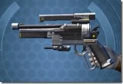 Defiant Blaster Pistol MK-26 Left