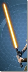 Defiant Lightsaber MK-26 Full