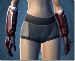 Exarch Asylum MK-26 Gauntlets
