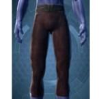 Frilled Leatheris Pants (Imp)