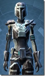 Mandalorian Seeker - Female Close