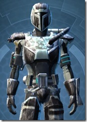 Mandalorian Seeker - Male Close