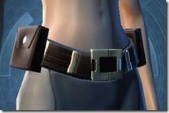 Outlander Guerilla Belt