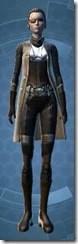 Outlander Observer - Female Front