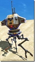 Probe Droid Front