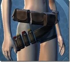 Skiff Guard Belt