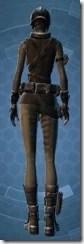 Skiff Guard - Female Back
