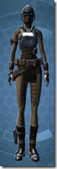 Skiff Guard - Female Front